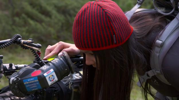 Video «Hüttengeschichte 3: Die Arbeit sehen» abspielen