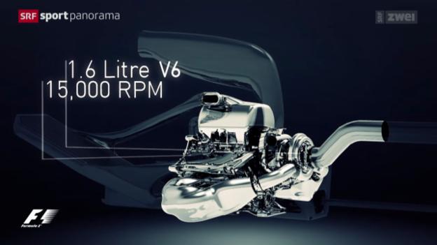 Video «Formel 1: Die Regeländerungen 2014» abspielen
