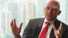 Video «Thomas R. Meier, Julius Bär, über einen Renminbi-Hub» abspielen