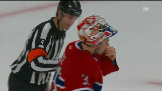 Video «NHL: Spezieller Abend für Price» abspielen
