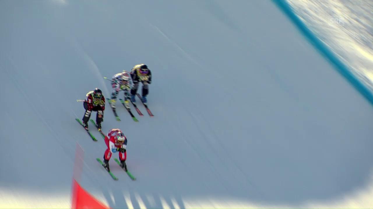 Der Sieges-Run von Skicrosser Alex Fiva