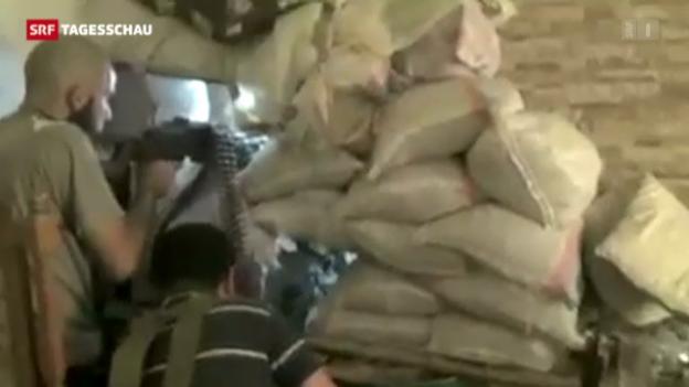 Video «Assad gewinnt Land zurück» abspielen