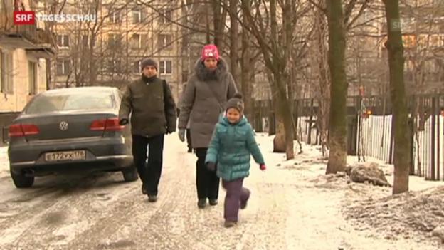 Video «Russen sind gegen Zeitumstellung» abspielen