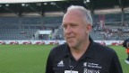 Video «FCN-Trainer Stolz: «Wir haben hart für den Erfolg gearbeitet»» abspielen