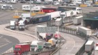 Video «Brexit – Chaos mit Ankündigung in Dover» abspielen
