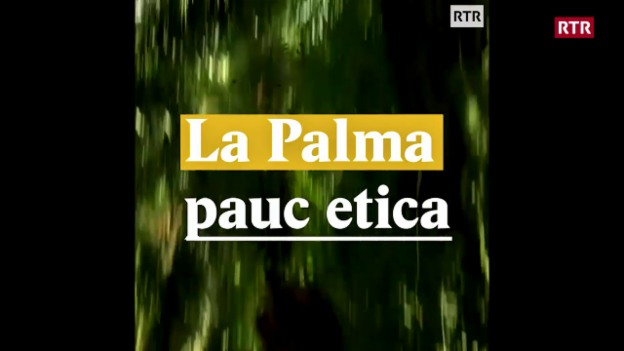 Laschar ir video «La palma pauc etica»