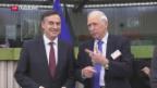 Video «EU-Schweiz: Sie verhandeln – oder eben nicht» abspielen