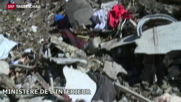 Video «Tagesschau vom 27.03.2015, 19:30» abspielen