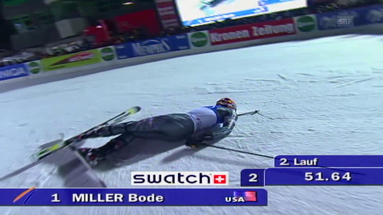 2002: Als Bode Miller noch Slaloms gewann