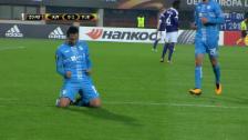 Link öffnet eine Lightbox. Video Gavranovic trifft doppelt gegen Austria Wien abspielen