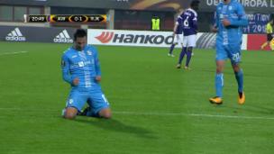 Video «Gavranovic trifft doppelt gegen Austria Wien» abspielen