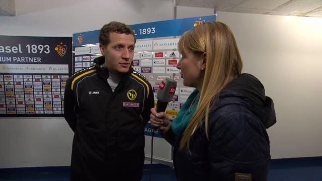 Fussball: Interview mit Marco Wölfli