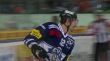 Video «Eishockey: NLA, Fabian Sutter, Saisontore 1-3» abspielen