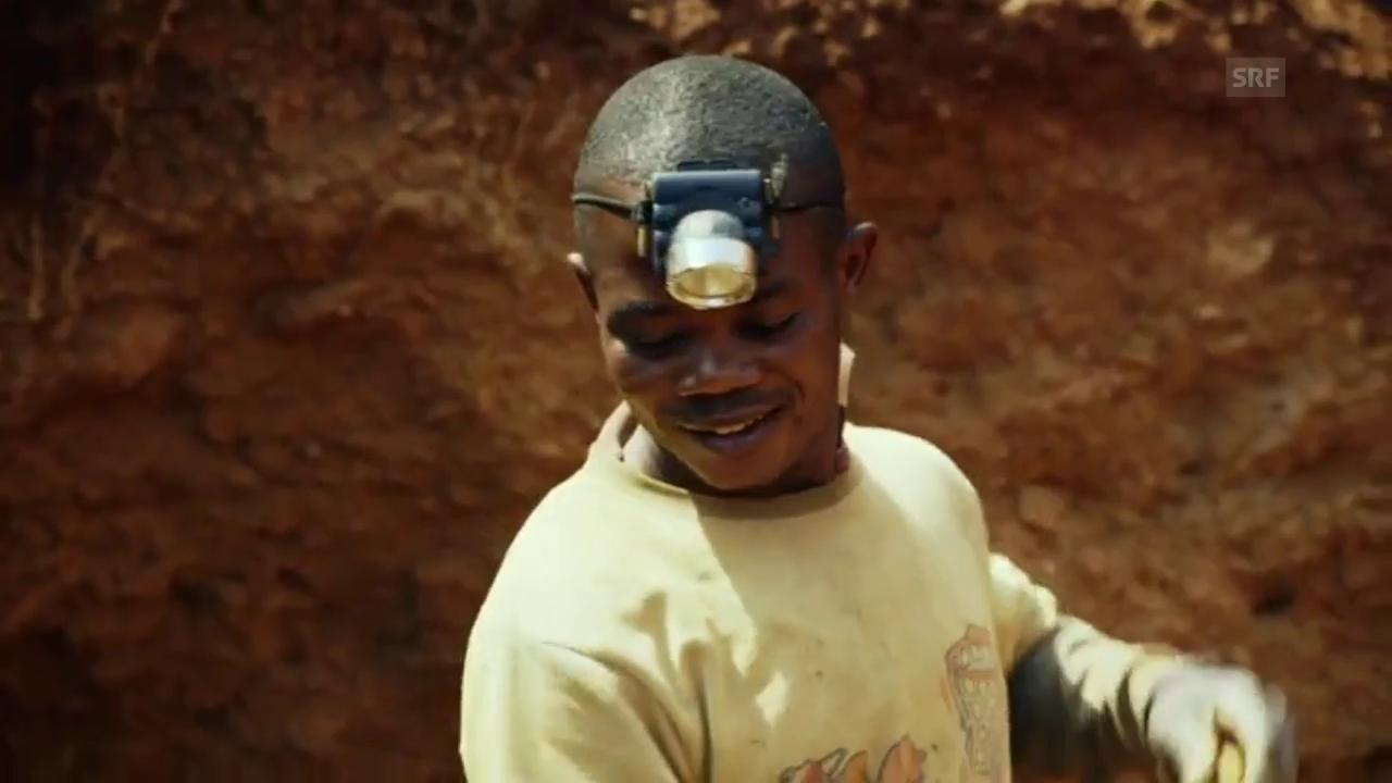 Ausschnitt aus «Das Kongo-Tribunal»
