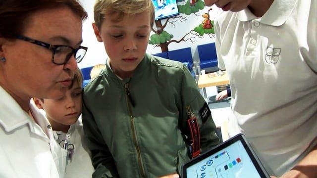 Junge Architekten – Kinder bauen Kinderspital