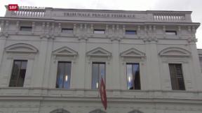 Video «Prozess in Bellinzona gegen vier mutmassliche Terroristen» abspielen