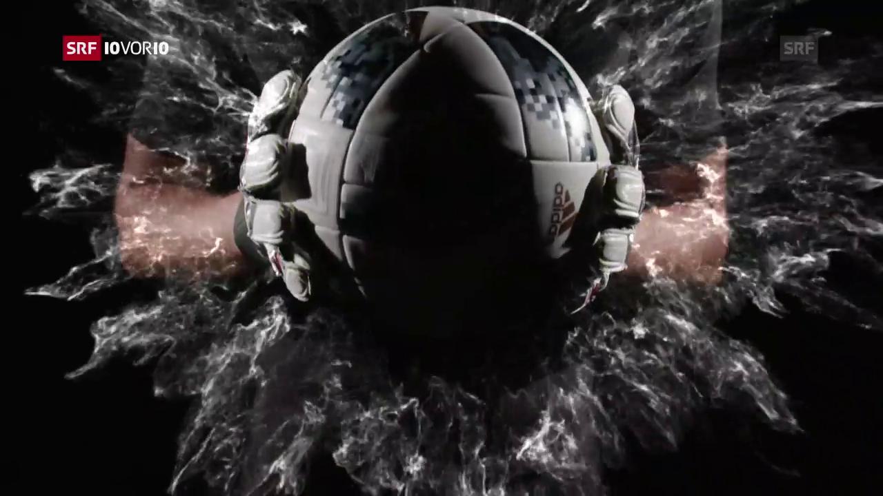 Serie «Von Kopf bis Kick» Teil 3: Welche Rolle spielt die Hand?