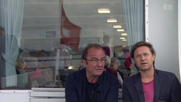 Video «Ein Österreicher sucht das Herz der Schweiz» abspielen