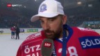 Video «Martin Gerber: «Es war enorm hart umkämpft»» abspielen