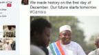 Video «Kriegsgefahr in Gambia» abspielen
