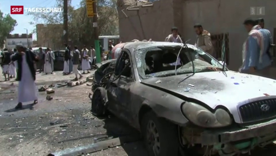 Über 120 Tote bei Anschlägen auf Moscheen im Jemen