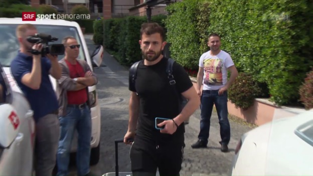 Video «Nati: Countdown zur EURO hat begonnen» abspielen
