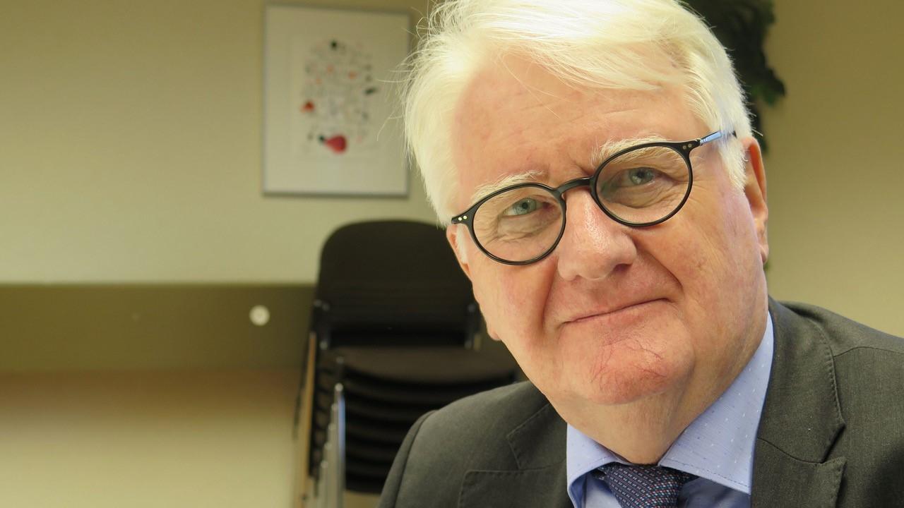 Interview mit Walter Inäbnit von Haag-Streit (22.12.2017)