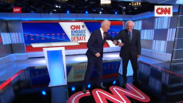 Wahlen - Prognosen: Biden gewinnt wichtige Vorwahl in Florida