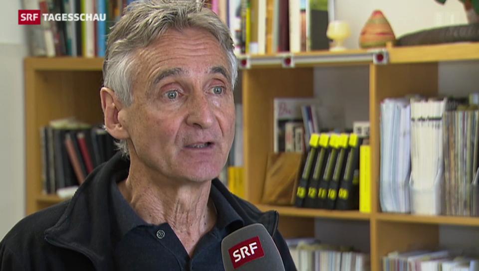 Ex-SRF-Korresponent: «Deutliche Verschärfung des Konflikts»