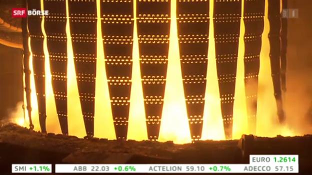 Video «SRF Börse vom 22.05.2013» abspielen