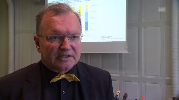 Video «Longchamp zu den stichhaltigsten Argumenten» abspielen