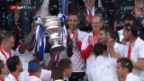Video «Der FC Zürich tröstet sich mit dem Cupsieg» abspielen