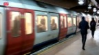 """Video «150 Jahre Londoner """"Tube""""» abspielen"""