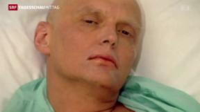 Video «Fall Litwinienko» abspielen