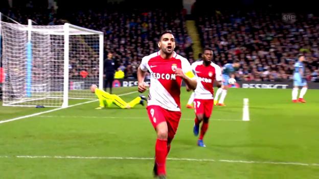 Video «Von Falcao bis Subasic: Monacos Schlüsselspieler» abspielen