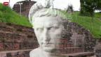Video «2000. Todestag von Kaiser Augustus» abspielen