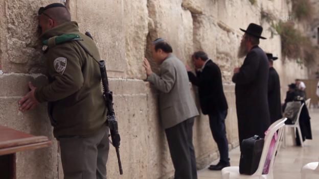Video «Der Weg zu «24h Jerusalem»» abspielen