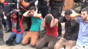 Video «Eskalation in Ägypten» abspielen