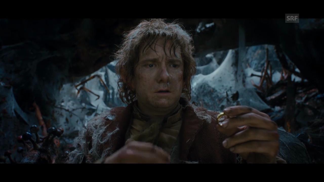 Trailer zu «The Hobbit: The Desolation auf Smaug»