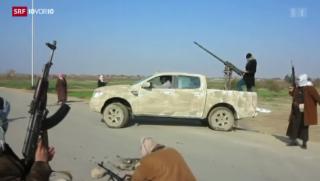 Video «Islamisten kämpfen für Gottesstaat im Irak» abspielen