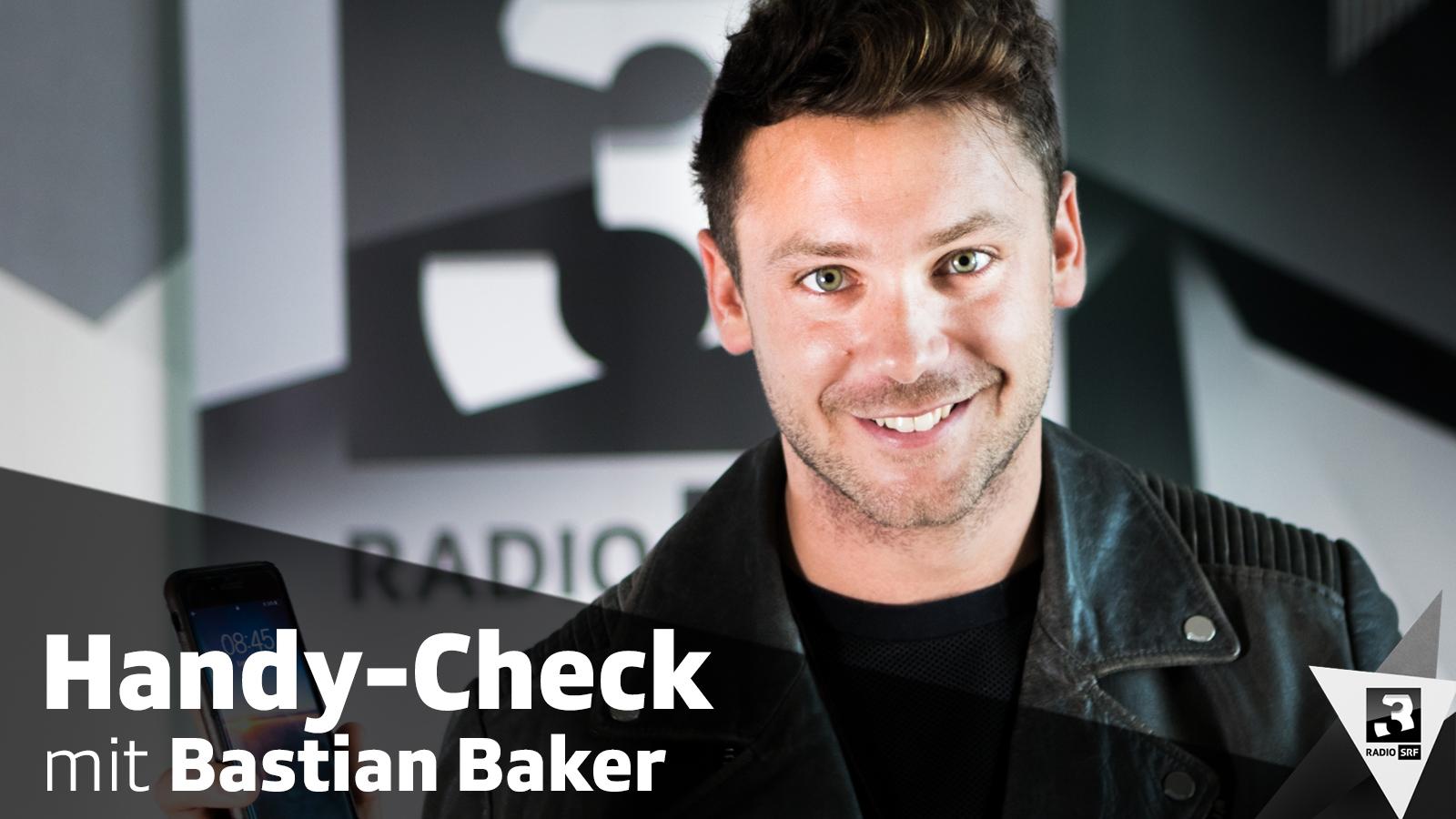Handy-Check mit Bastian Baker