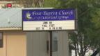 Video «Attentat in einer texanischen Kirche» abspielen