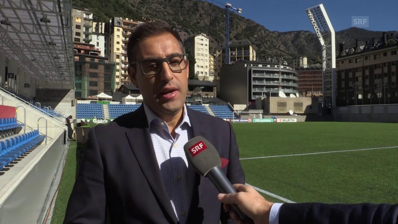 Sport-Journalist Nuno Luz erklärt Portugals Wandel