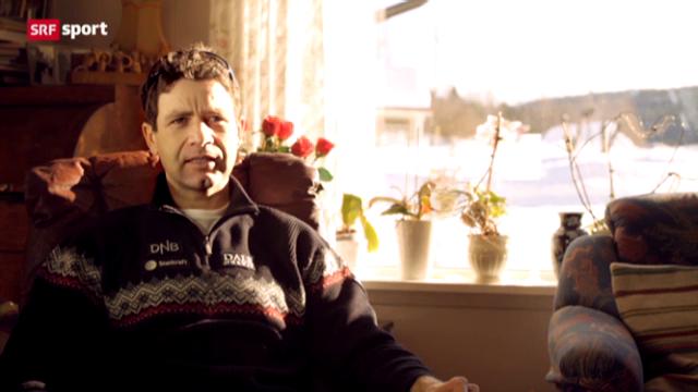 Biathlon: Björndalen im Porträt
