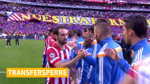 Video «Transfersperre für Real und Atletico» abspielen