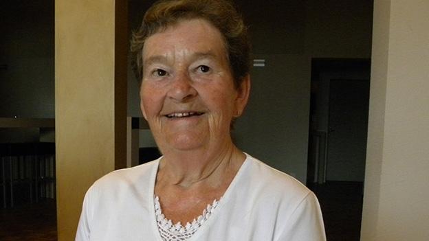 Lisbeth Gubser-Beeler erzählt Anekdoten aus ihrem Leben