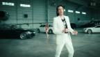 Video «Der unbekannte Popstar aus dem Wallis: Serge Gauya» abspielen
