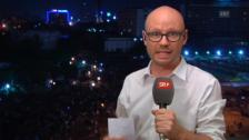 Video «Pascal Weber aus Kairo» abspielen