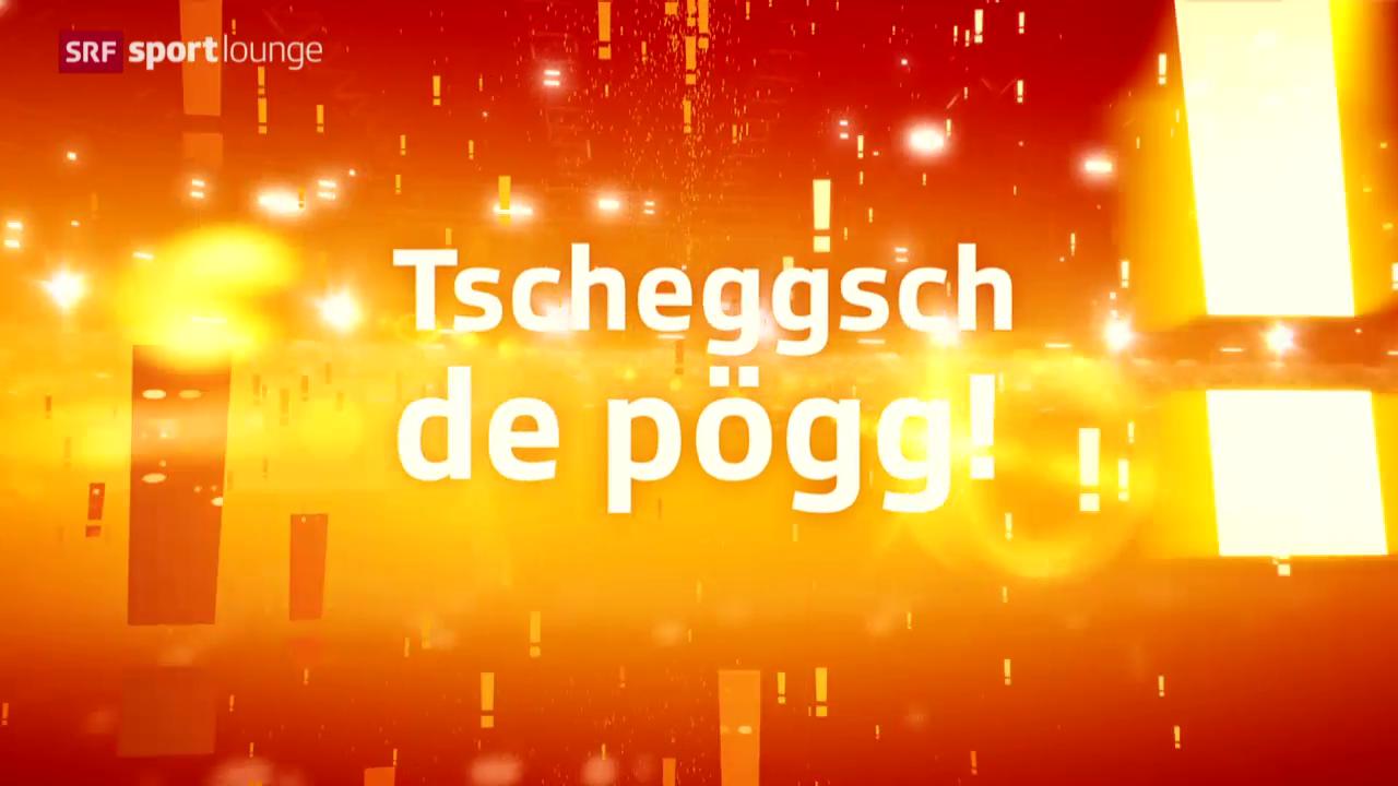 «Tscheggsch de Pögg» – Schiedsrichter