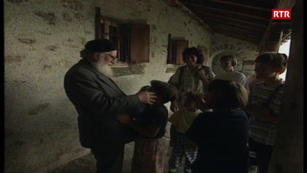 Laschar ir video «Ziteil cun il custos Duri Lozza – Cuntrasts dals 12-09-1999»